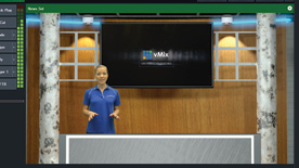 vMix virtualset