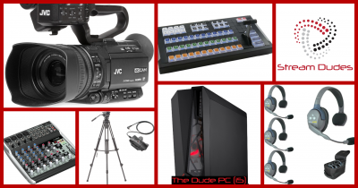 Streaming Video Solutions for Houses of Worship - Stream Dudes