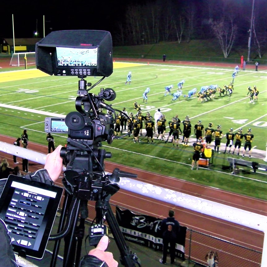 Sports and Education Live Streaming Equipment Packages