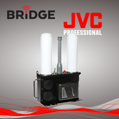 JVC ProHD Portable Wireless Bridge/Cellular Uplink<