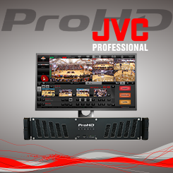 <b>JVC ProHD Studio</b>