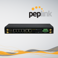 Pepwave Max HD2 Dual LTE Mobile Router