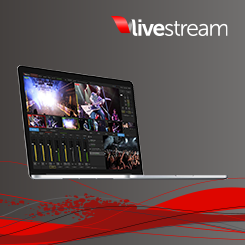 Livestream <b>Studio 6</b> Live Production Software