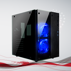 Dude PC Blue