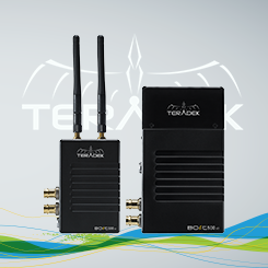 Teradek Bolt: Zero Delay Wireless Video