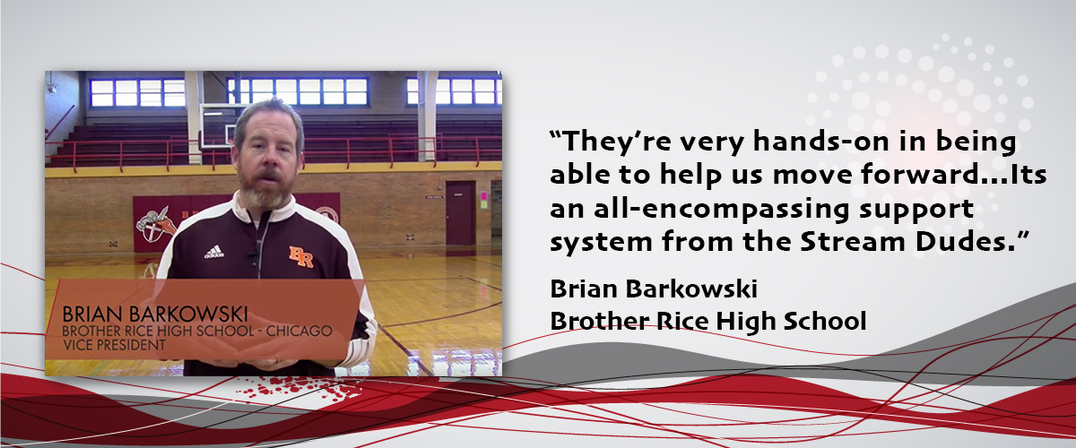 Brother Rice High School | Testimonial