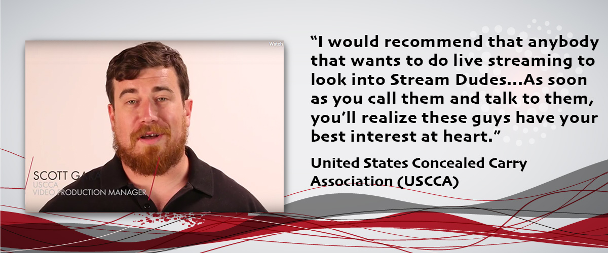 Testimonials: United States Concealed Carry Association (USCCA)