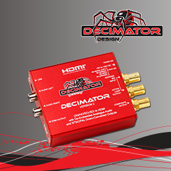 <b>Decimator 2 Converter</b>