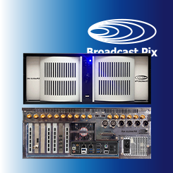 BPswitch MX Integrated Production Switcher