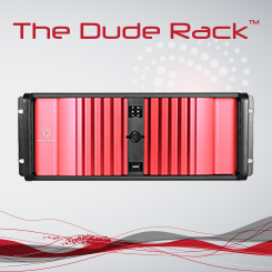 The Dude Rack Pro Professional Switcher