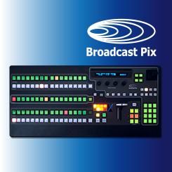 Broadcast Pix 2000 Panel 1 M/E Control
