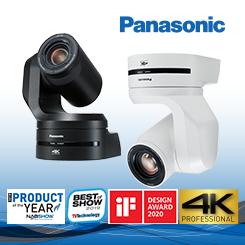 <b>Panasonic AW-UE150 4K PTZ Camera</b>