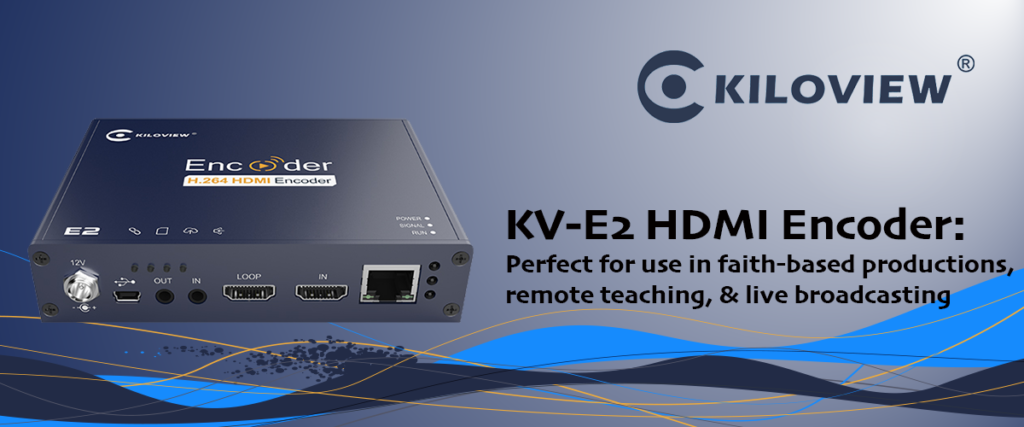 Kiloview KV-E2 HDMI Encoder