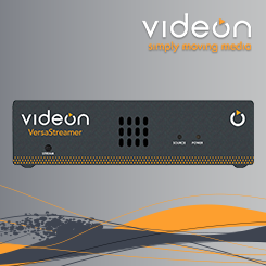 Videon VersaStreamer HDMI Encoder/Decoder