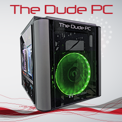 Dude PC Green