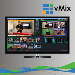 <b>vMix</b> Production Software