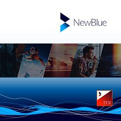 NewBlue <b>TotalFX</b> POST Production Software