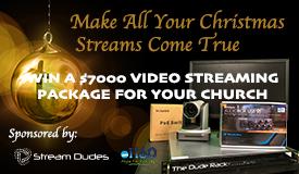 Make All Your Christmas Streams Come True