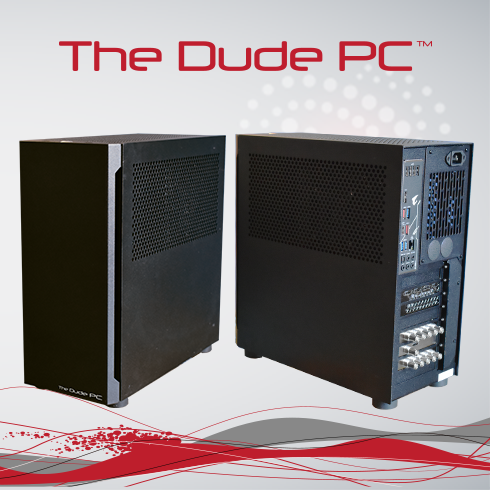 <b>Custom Dude PC by Stream Dudes</b>