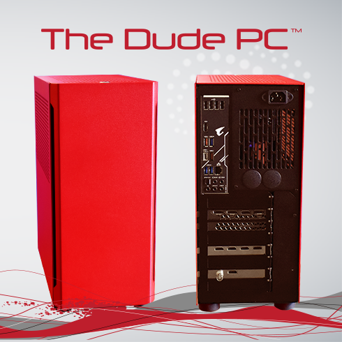 <b>Standard Dude PC by Stream Dudes</b>